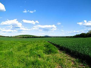 Madison County, Alabama - Farm fields near New Market