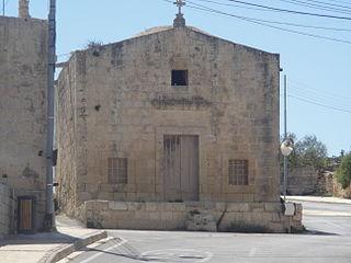 Our Lady of Graces Chapel, Qrendi Church in Qrendi, Malta