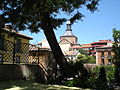Madrid de los Austrias desde el Jardín del Príncipe Anglona.jpg