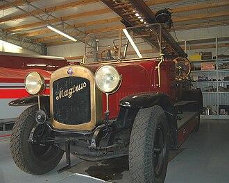 Magirus - Image: Magirus Bayern 1923 02