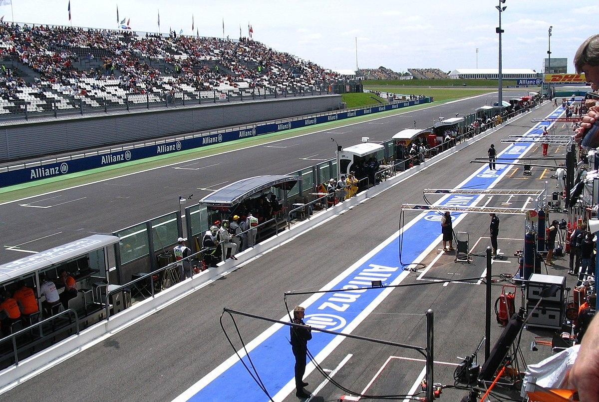 Motorsport i frankrike wikipedia for F1 bordeaux