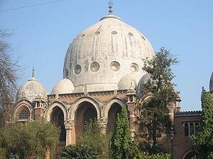 Maharaja Sayajirao University of Baroda - Image: Maharaja Sayajirao University