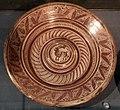 Maiolica ispano-moresca, piatto a lustro, 1450-75 circa.jpg