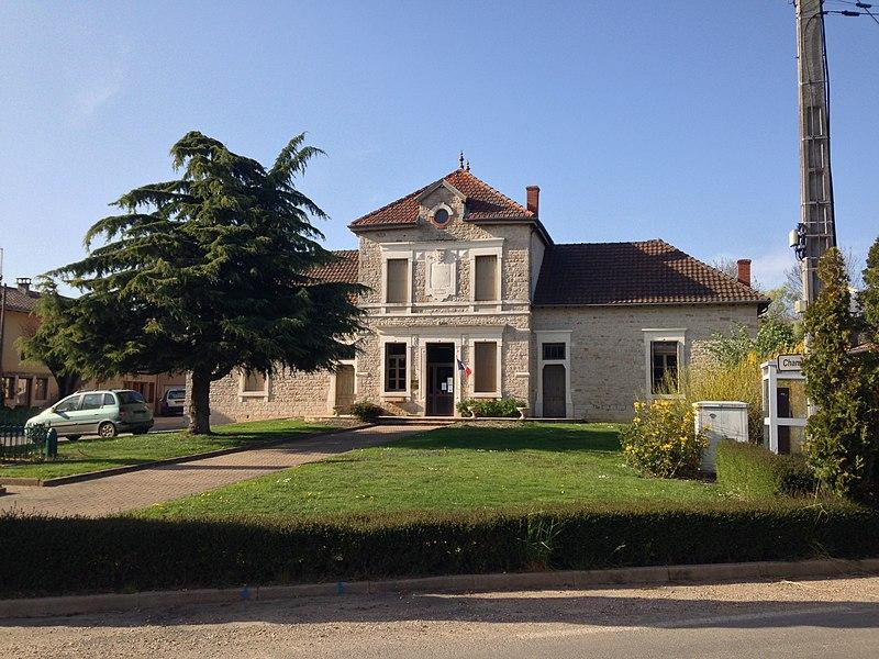 Mairie de Dommartin