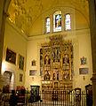 Malaga Kathedrale Sankt Barbara Kapelle.jpg