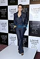 Malaika Arora snapped at the model auditions for Lakme Fashion Week.jpg
