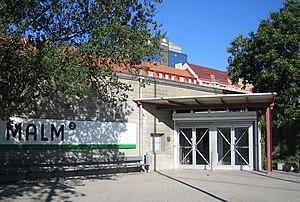 Malmö Konsthall - Image: Malmö konsthall