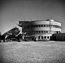 Malmin lentoasema 1949.jpg