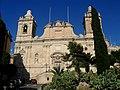 Malte Vittoriosa Eglise Saint-Laurent 10052009 - panoramio.jpg