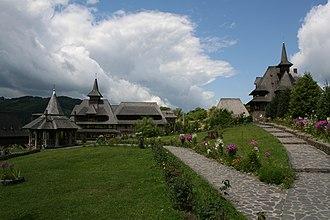 Bârsana - Bârsana Monastery