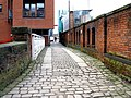 Manchester, Old paving alongside Ducie Street - geograph.org.uk - 1700208.jpg