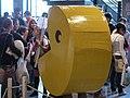 Mang'Azur - 2009 - Cosplay Pacman - P1060270.JPG