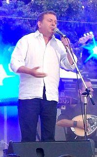 Manolis Mitsias Greek singer (born 1946)