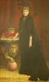 Manuel Laredo (1887) retrato de la reina María Cristina de Habsburgo-Lorena.png