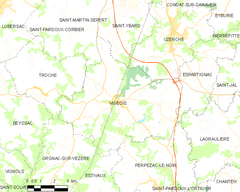 Map commune FR insee code 19285.png