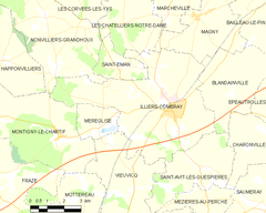 Map commune FR insee code 28196.png