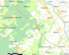 Map commune FR insee code 33205.png