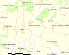 Map commune FR insee code 60257.png