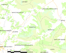 Map commune FR insee code 64229.png