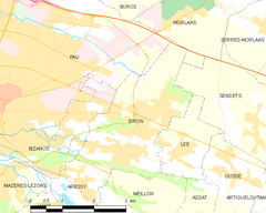 Map commune FR insee code 64269.png