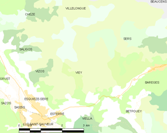 Map commune FR insee code 65469.png