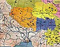 Map of Tibet detail from China old map 1936 (cropped).jpg