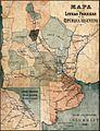 Mapa de las líneas férreas de la República Argentina, 1889.jpg