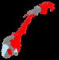 Mapa electoral de Noruega 2013.png