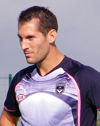 Florian Marange - Marange with Bordeaux in 2010