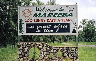 Mareeba - Image: Mareeba