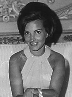 Maria Teresa Fontela Goulart 25th First Lady of Brazil