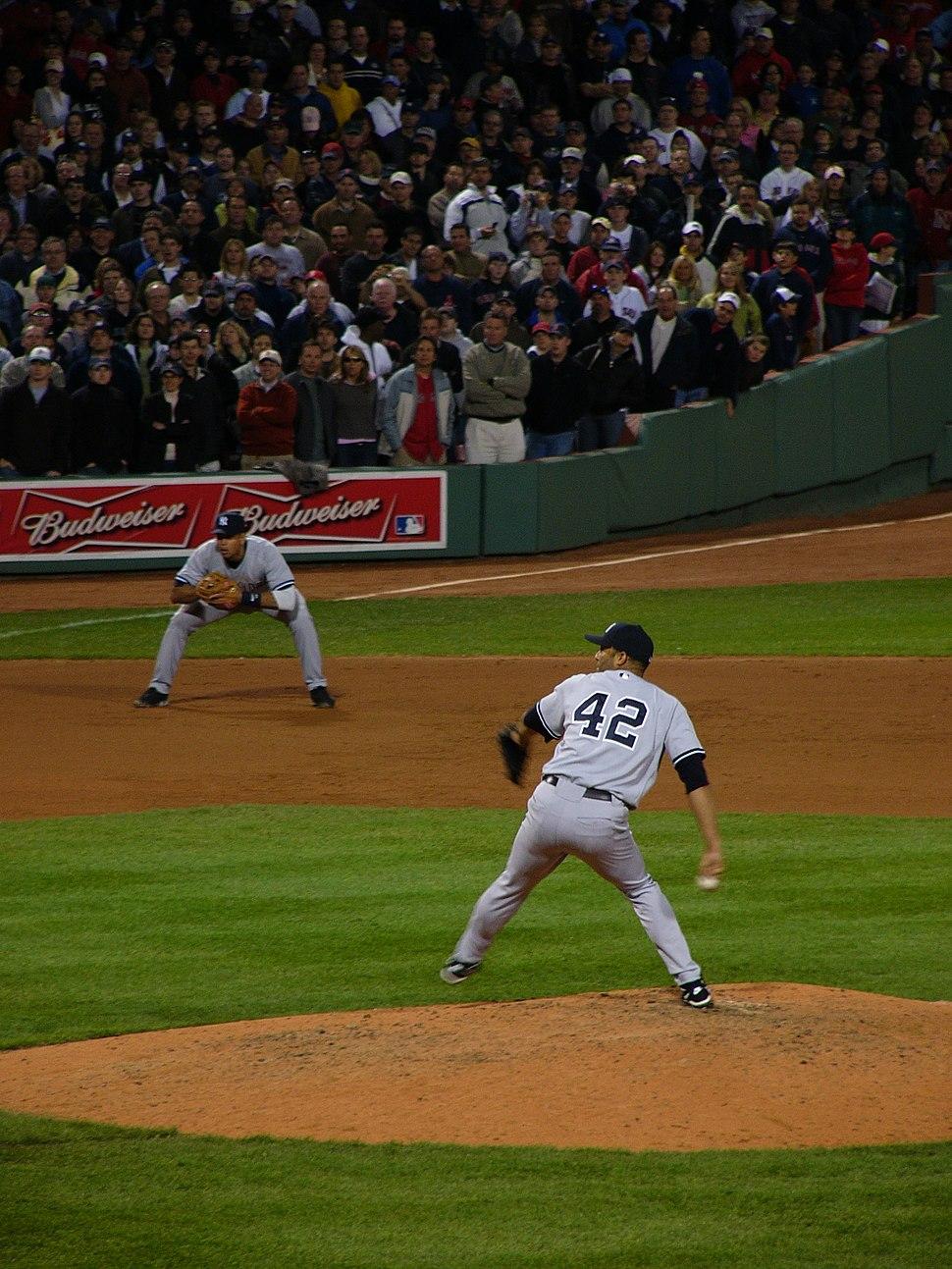 Mariano Rivera vs Red Sox in 2006