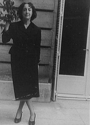 Marie-Laure de Noailles - Marie-Laure de Noailles in 1949, photographed by Carl van Vechten