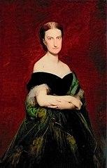 Porträt Maria Karolinas von Neapel-Sizilien (1822–1869)