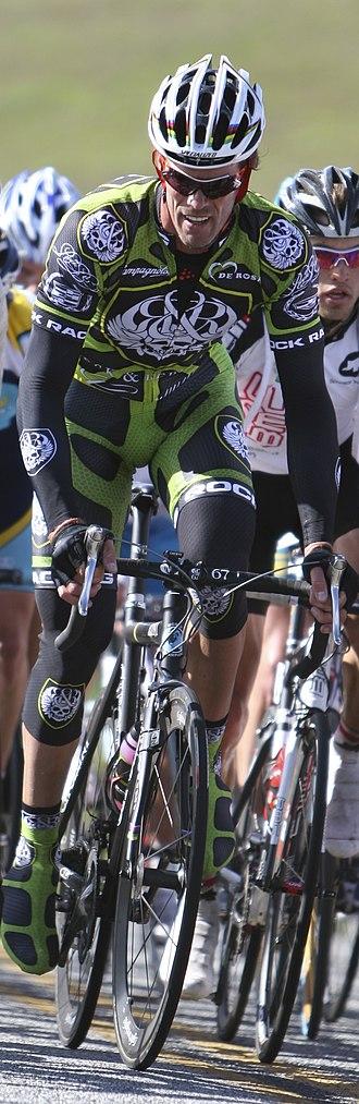 Rock Racing - Mario Cipollini al Tour of California 2008