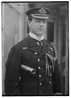Mark Kerr (Royal Navy officer) - Kerr in 1916