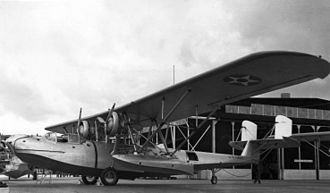 Consolidated P2Y - A Martin-built P3M-2 at NAS Pensacola