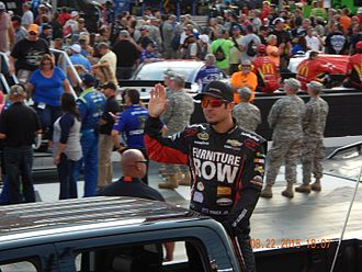 Furniture Row Racing - Martin Truex Jr. scored the team's second win and second Chase berth in 2015.