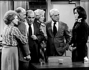 The Mary Tyler Moore Show - Final episode, 1977