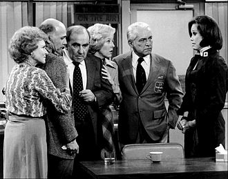 The Last Show (The Mary Tyler Moore Show) - The station crew's poignant farewell