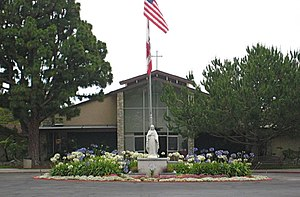 Marymount California University - Image: Marymount College PV
