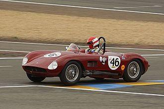 Benoît Musy -  Maserati 150S