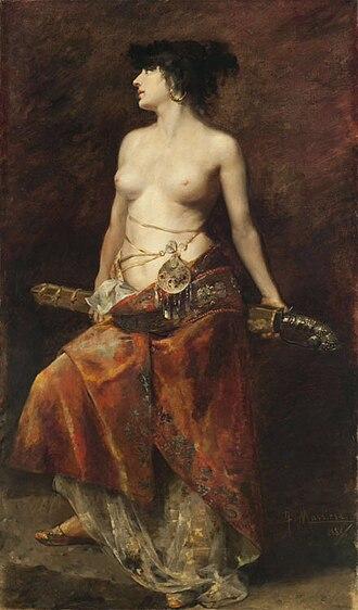 Francesc Masriera - Image: Masriera Salome