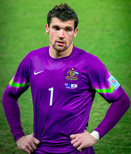 Mathew Ryan, Asian Cup 2015.jpg