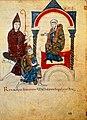 Mathilde und Hugo von Cluny als Fürsprecher Heinrichs IV..jpg