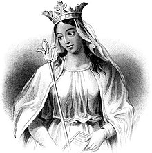 Matilda of Flanders queen of England and duchess of Normandy.jpg