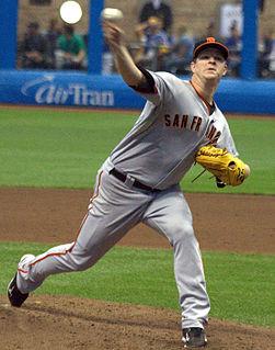 Matt Cain American baseball player