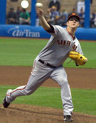 Matt Cain - Cain in 2011