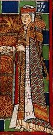 Picture of the Empress Matilda