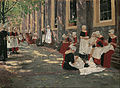 Max Liebermann - Free Period in the Amsterdam Orphanage - Google Art Project.jpg